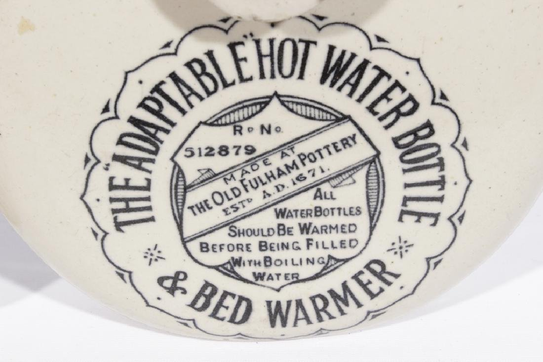 'The Adaptable Hot Water Bottle' and Bed Warmer - 5