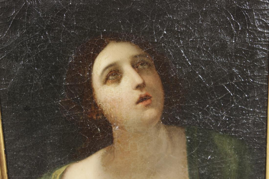 "Italian School, ""Death of Lucretia"" - 6"