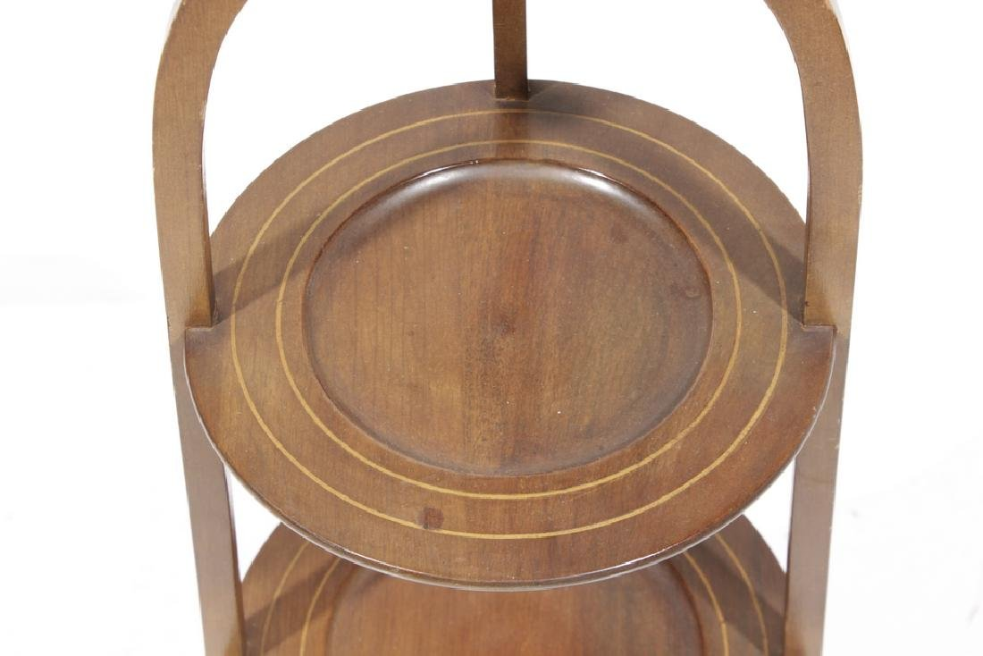 18th C Style Muffin Stand - 3