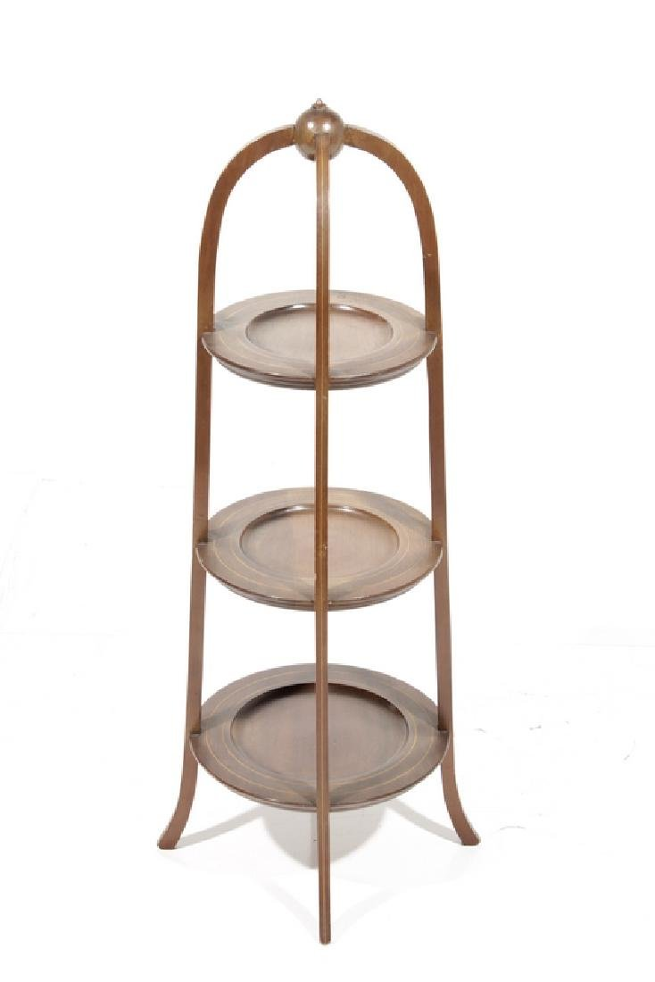 18th C Style Muffin Stand - 4
