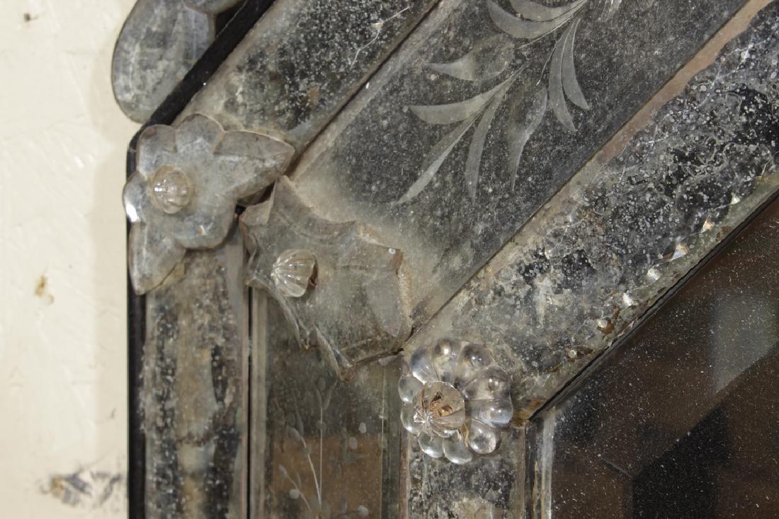 Pair of Venetian Style Mirrors - 5