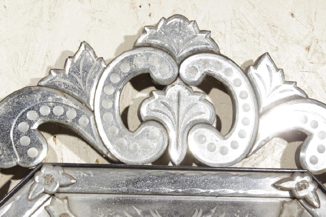 Pair of Venetian Style Mirrors - 6
