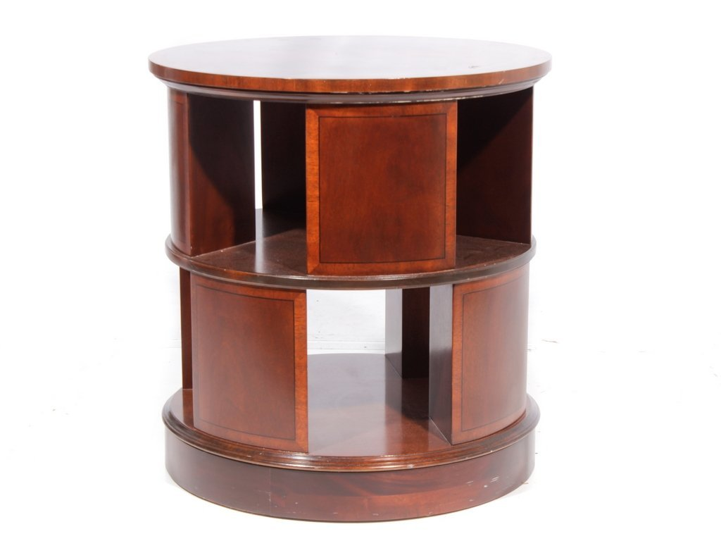 Rotating Library Table