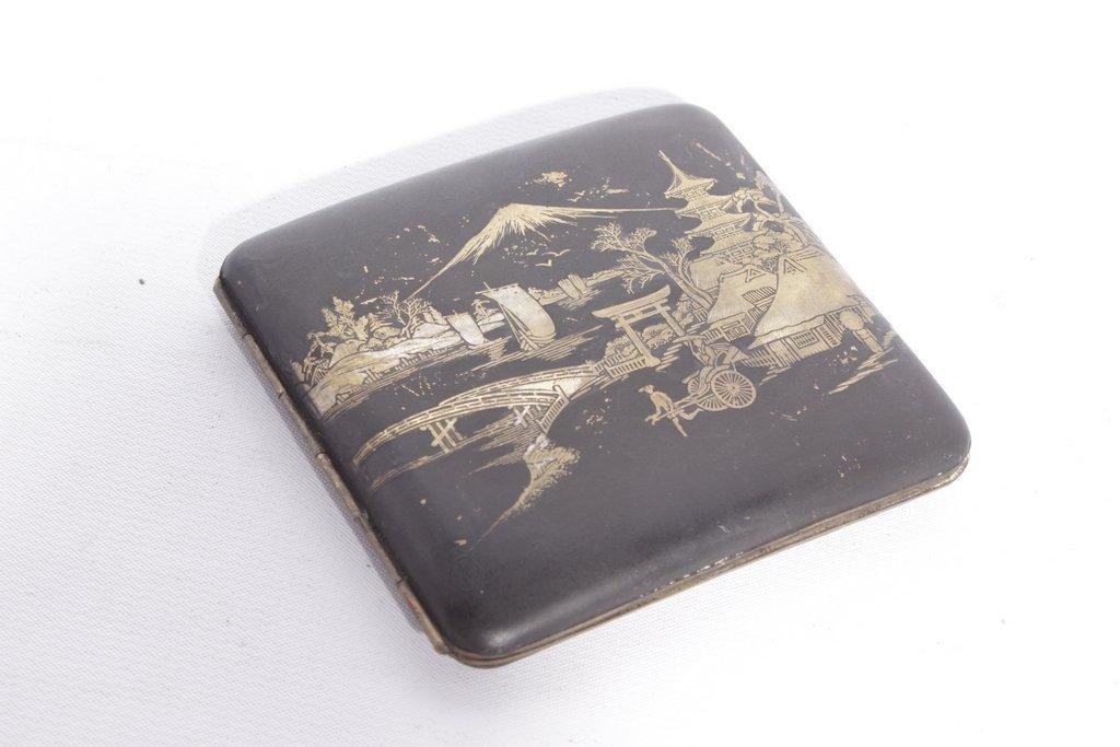 Japanese Komai Cigarette Case - 5