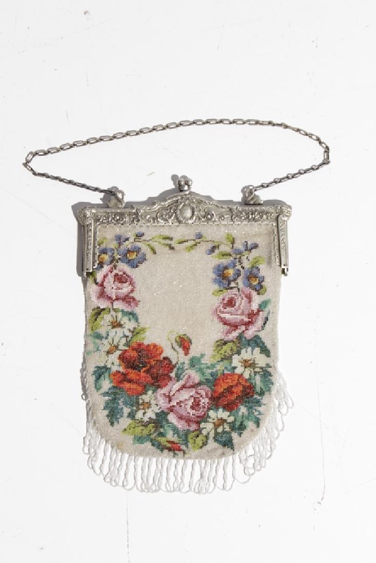 Lady's Beaded Bag