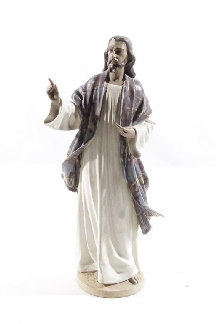 LLADRO Figure of Christ