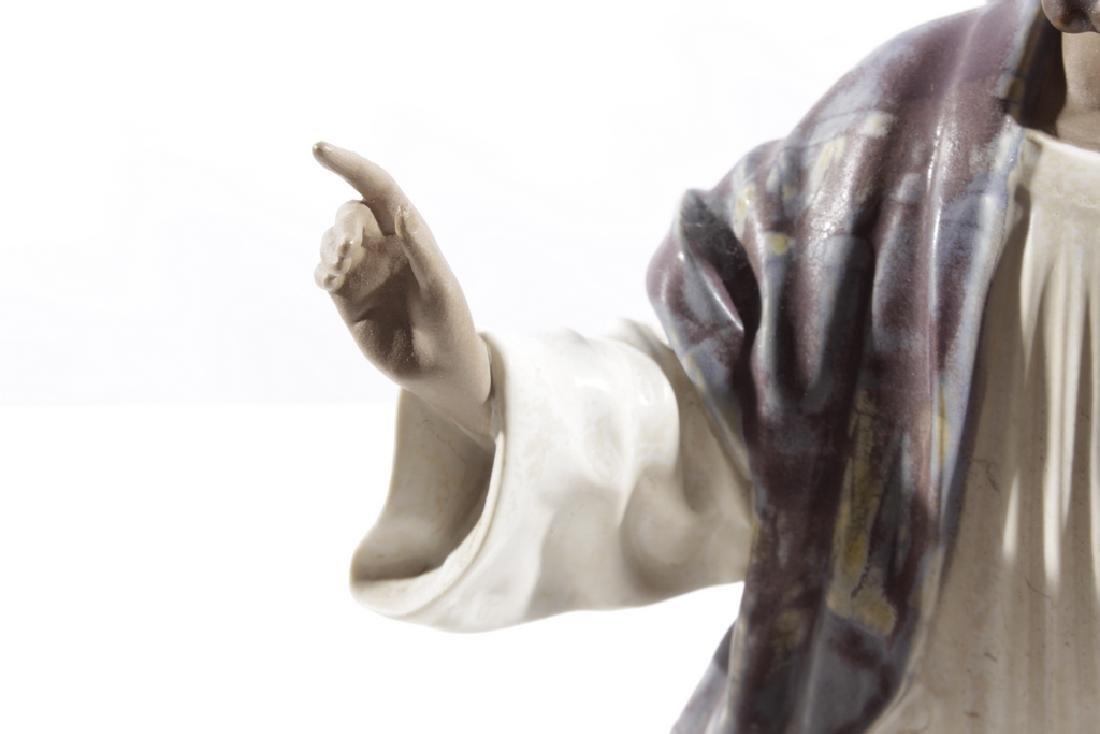 LLADRO Figure of Christ - 3