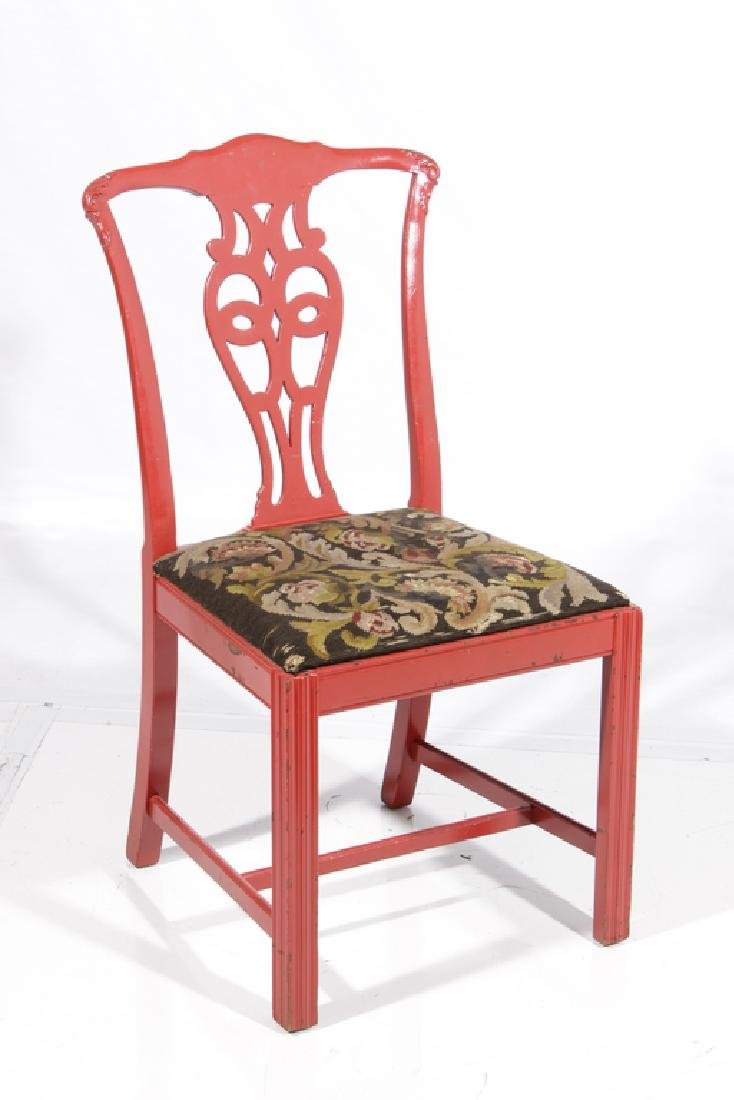 George II Style Side Chair