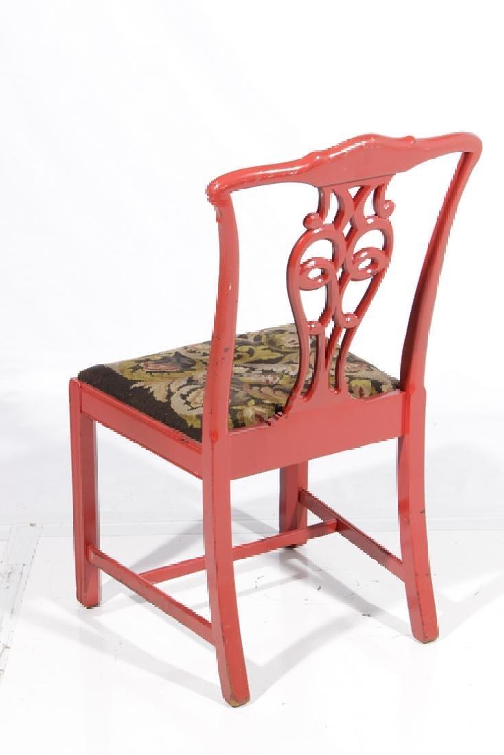 George II Style Side Chair - 3