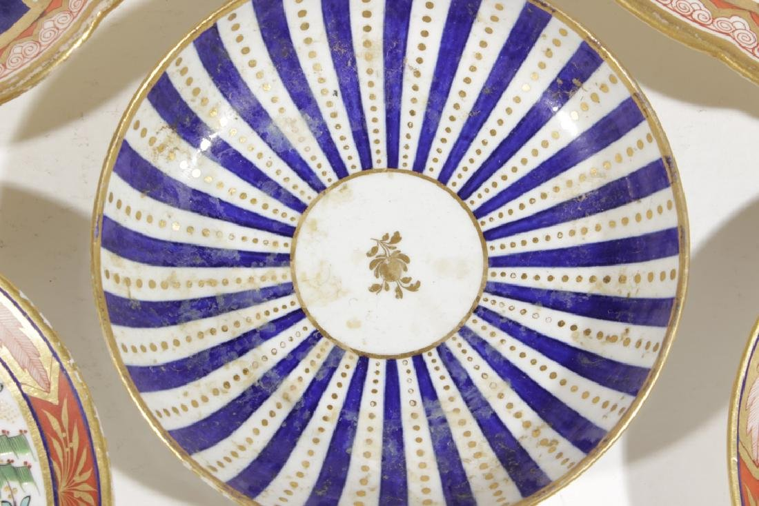 Misc English Porcelain Imari DIshes - 3