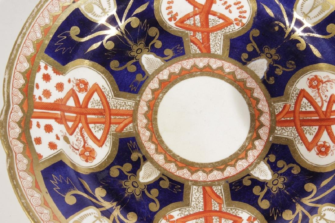 Misc English Porcelain Imari DIshes - 6