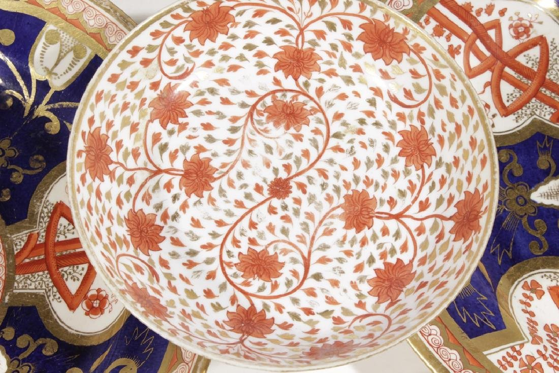 Misc English Porcelain Imari DIshes - 7