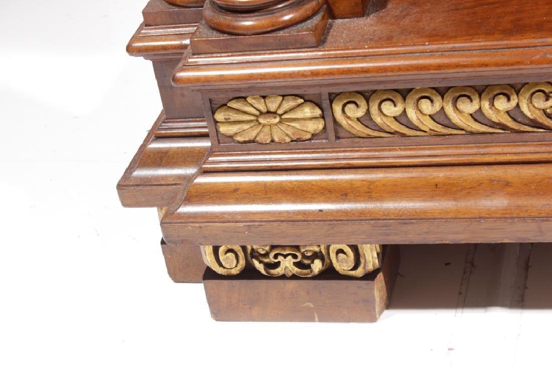 Italian Palladian Style Console - 4