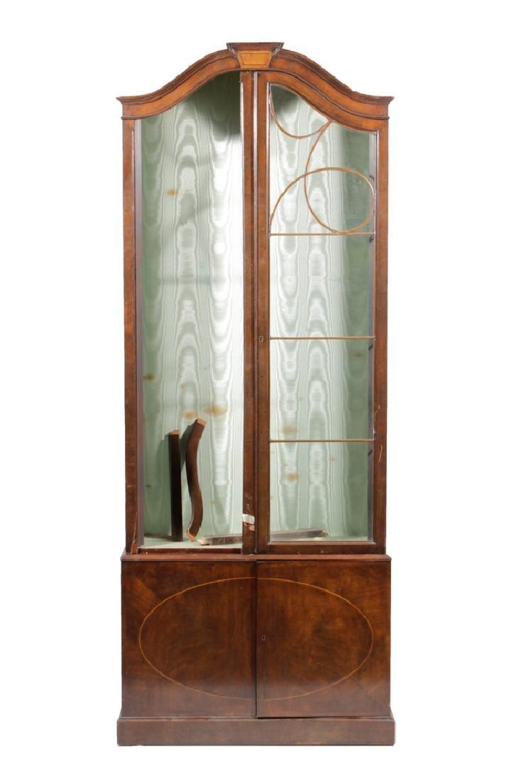 Regency Style Bookcase