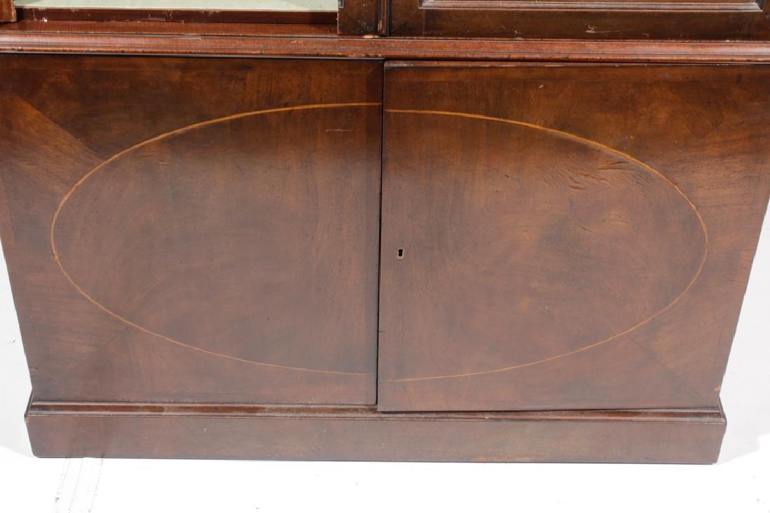 Regency Style Bookcase - 4