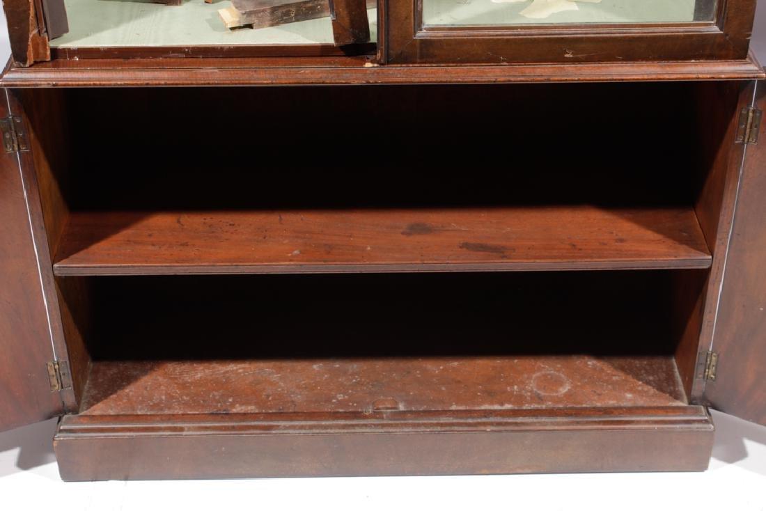 Regency Style Bookcase - 5