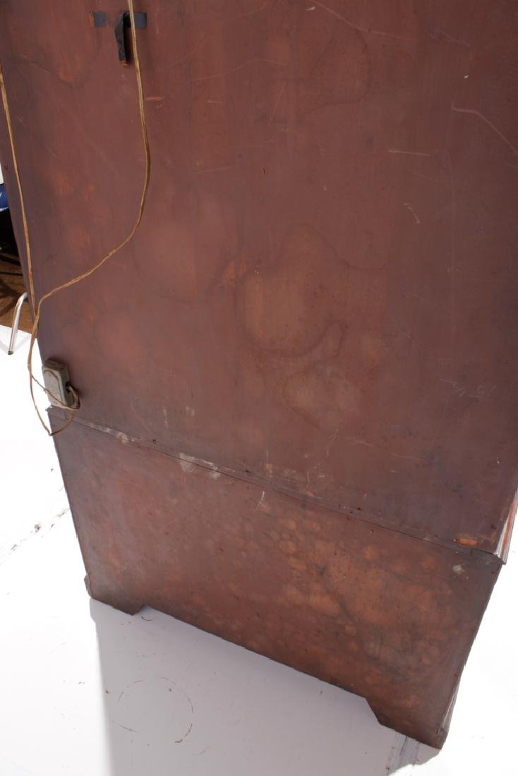 Regency Style Bookcase - 7