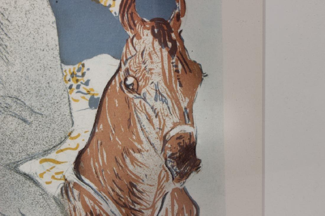 Toulouse-Lautrec, Henri, limited-edition lithograp - 5