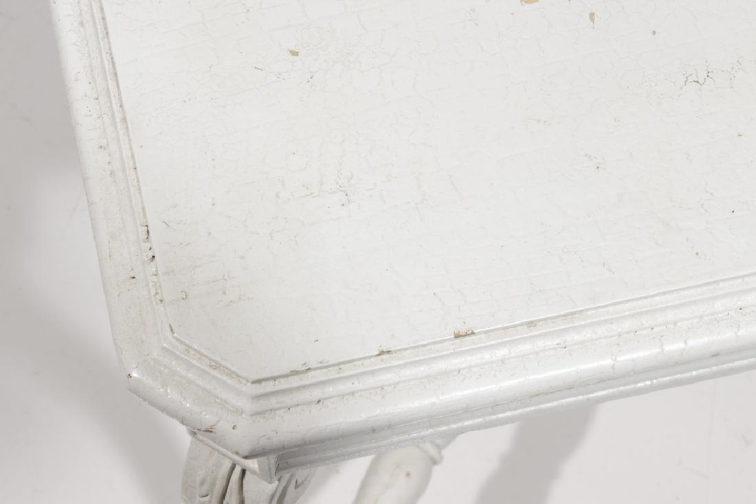 Vintage Painted Table - 5