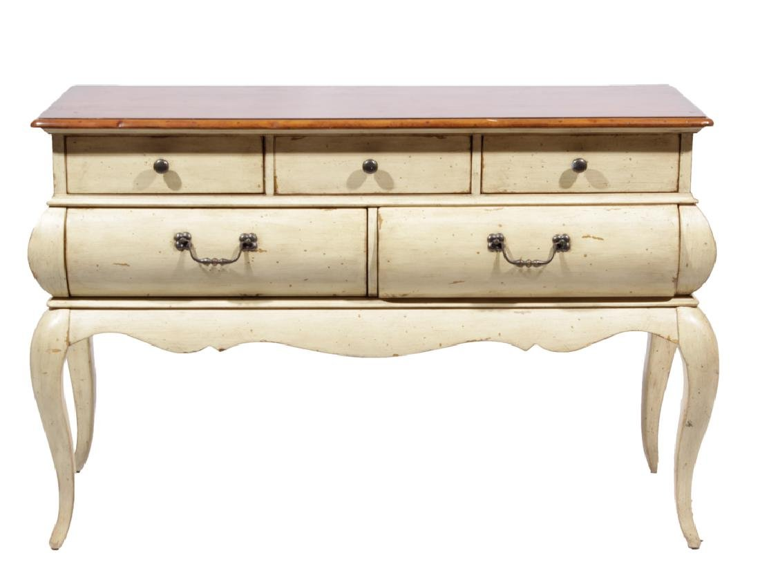 French Provincial Style Credenza