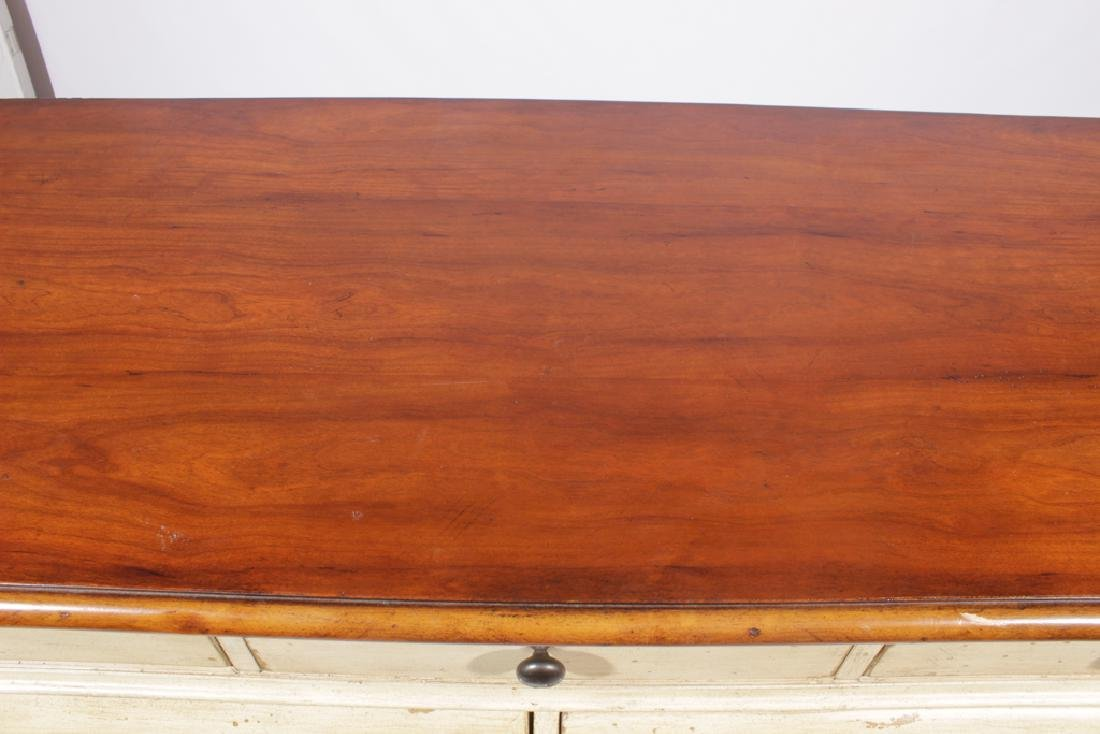 French Provincial Style Credenza - 2