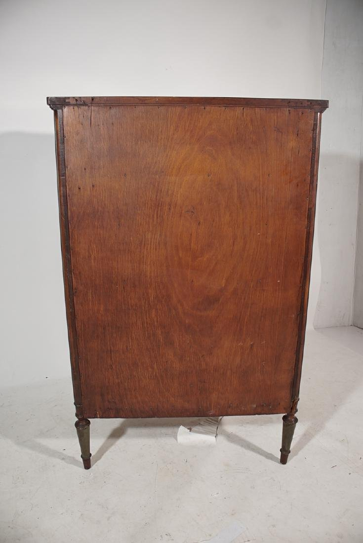 Louis XVI Style Painted Cabinet - 5