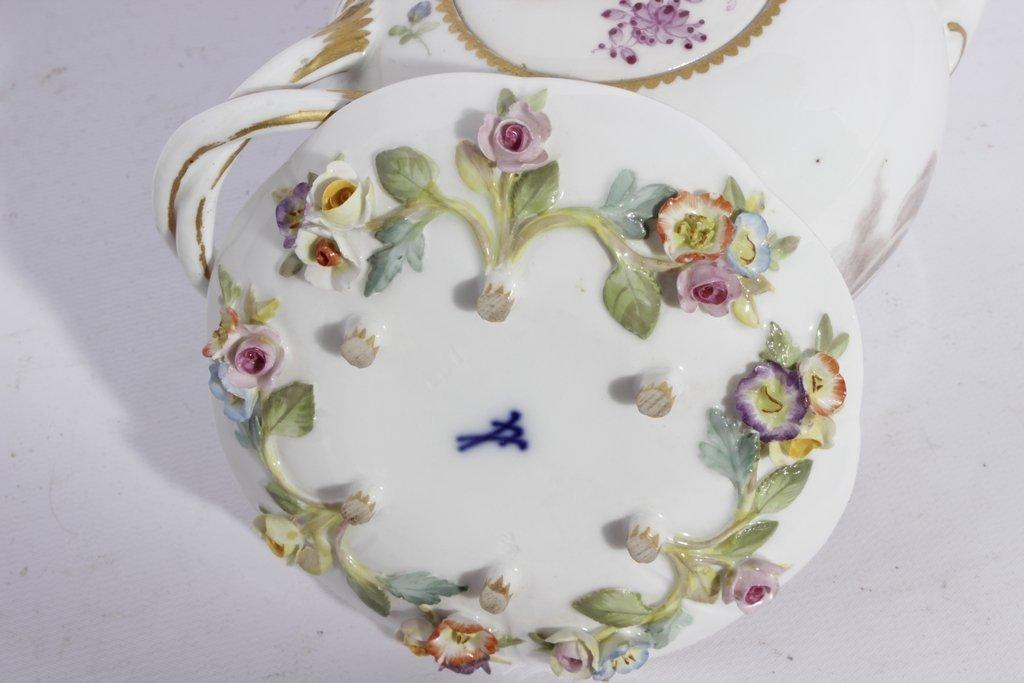Two Pieces of MEISSEN Porcelain - 2
