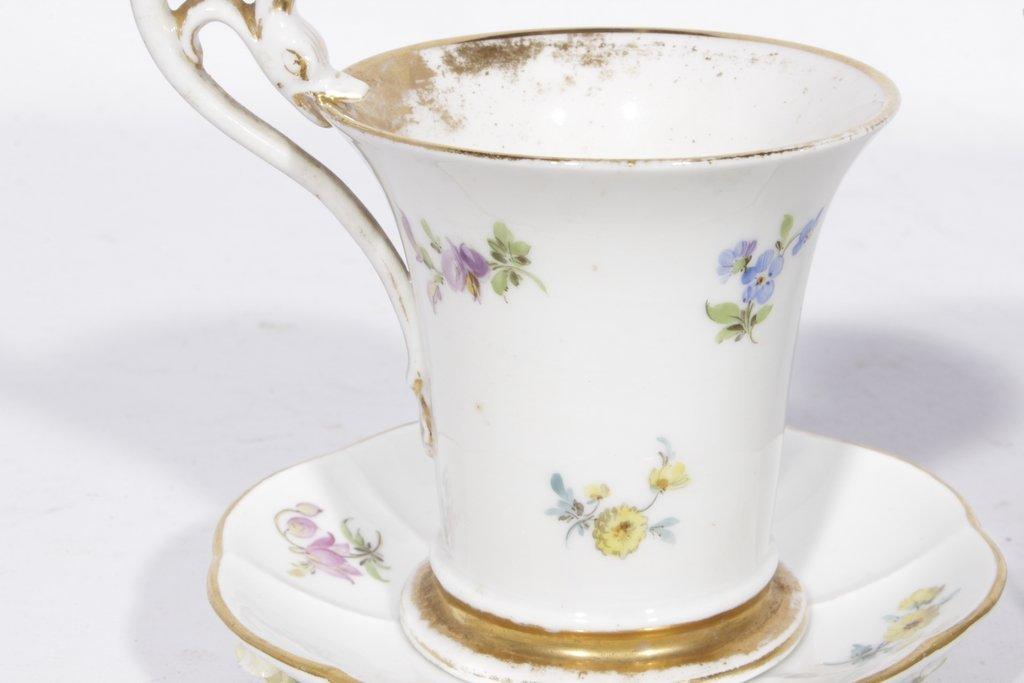 Two Pieces of MEISSEN Porcelain - 3