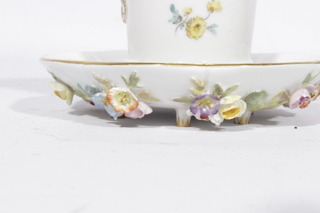 Two Pieces of MEISSEN Porcelain - 4