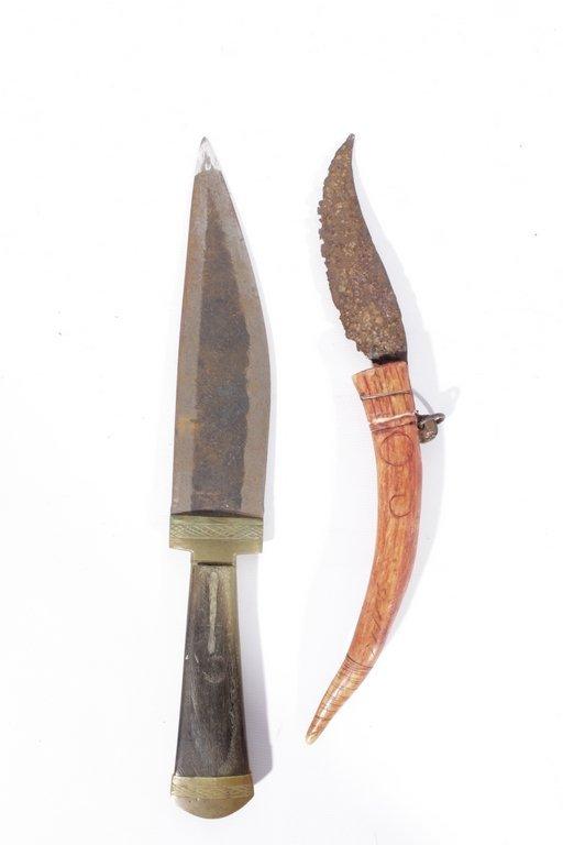 Pair Antique Daggers