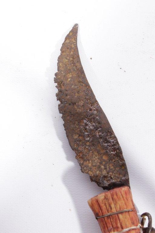 Pair Antique Daggers - 4
