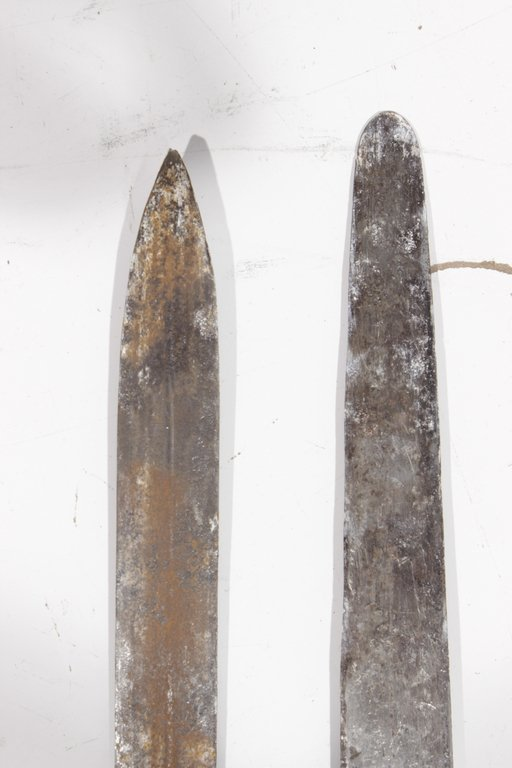 Lot of two Antique Swords - 4