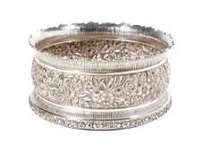 Tiffany & Co Sterling Silver Coaster