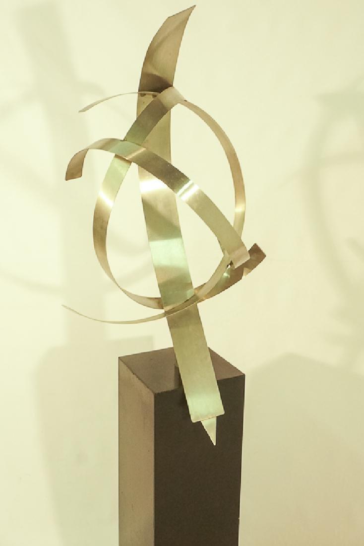 Modern Steel Sculpture - 2