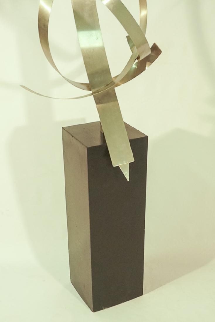 Modern Steel Sculpture - 3