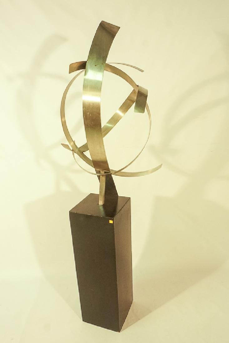 Modern Steel Sculpture - 7