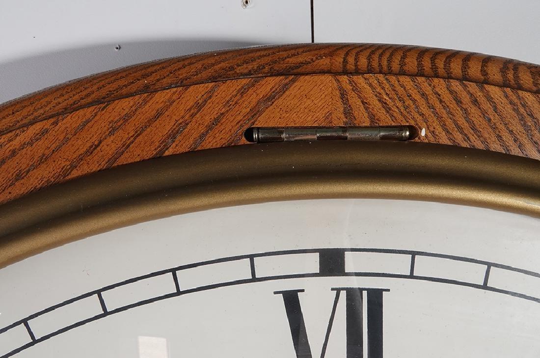 Monumental HOWARD MILLER Wall Clock - 4