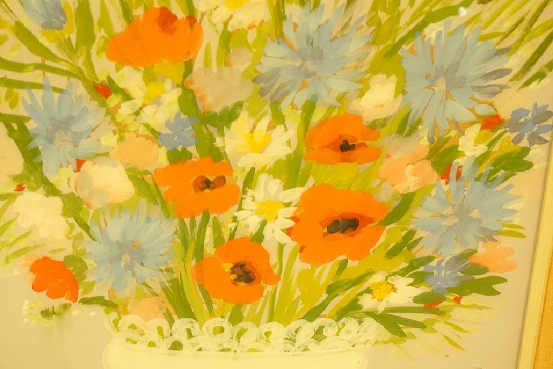 """Chabor, Moura (1905 – 95) """"Floral Still Life"""" - 3"""