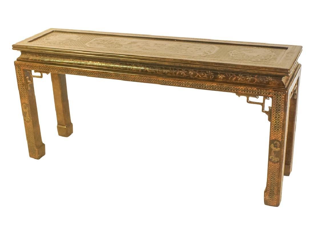 John WIDDICOMB Console Table
