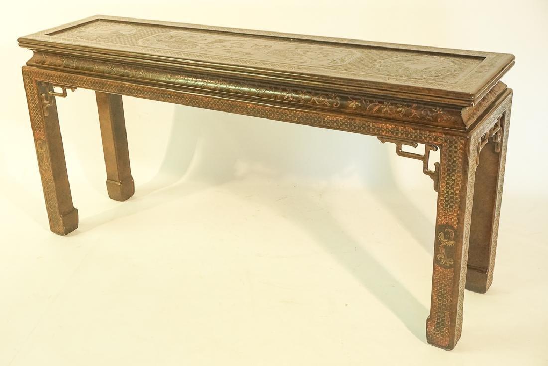 John WIDDICOMB Console Table - 2