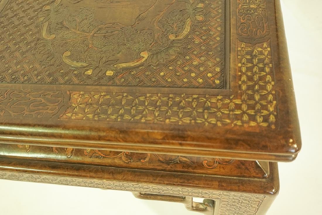 John WIDDICOMB Console Table - 4