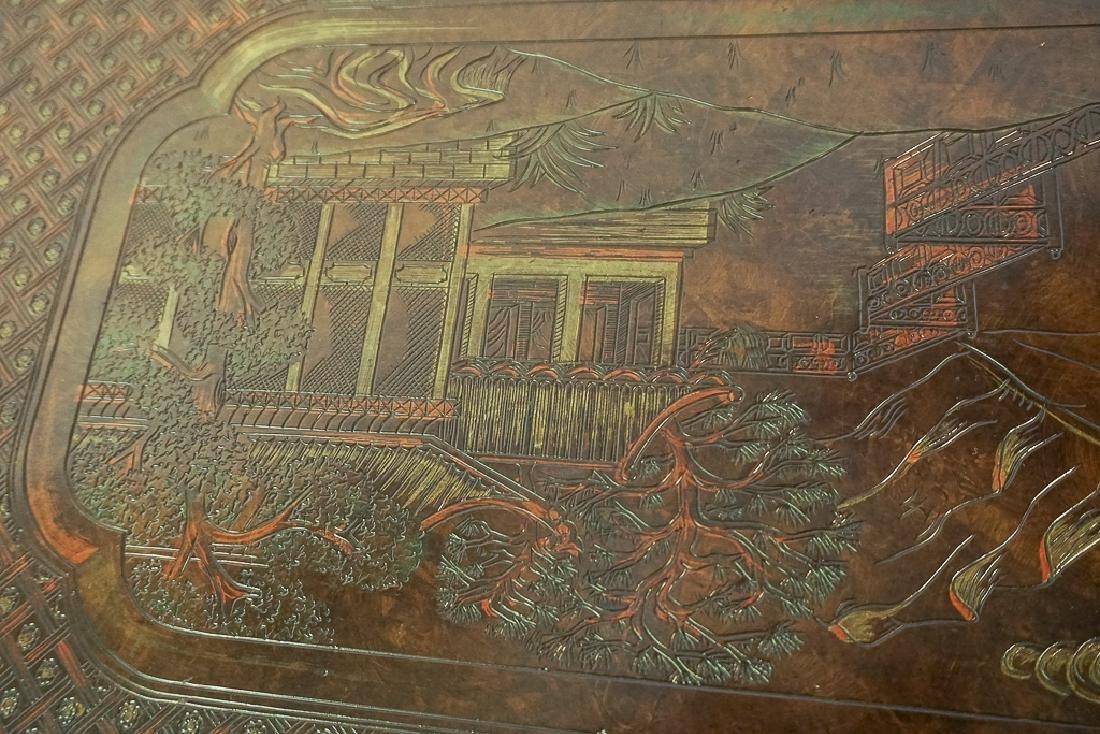 John WIDDICOMB Console Table - 6