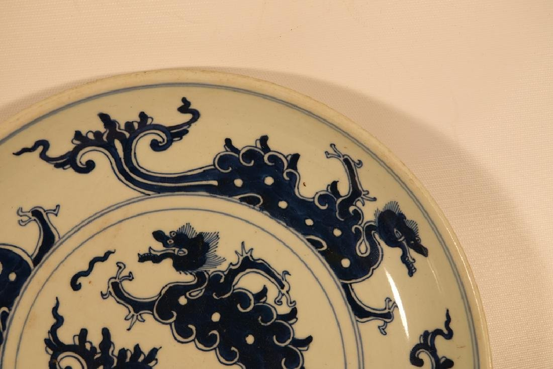 Chinese Porcelain Charger - 2
