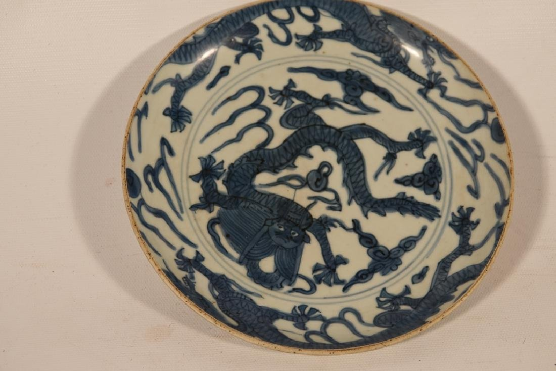 Chinese Porcelain Charger - 7