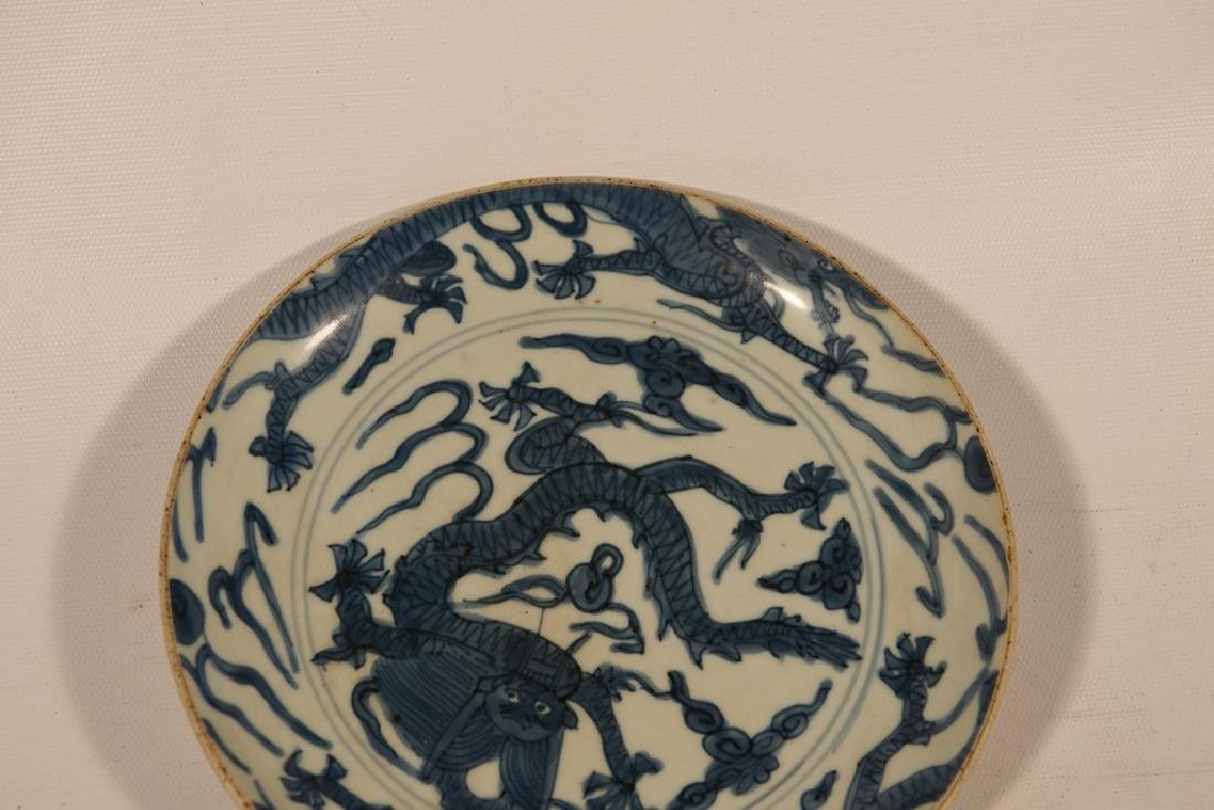 Chinese Porcelain Charger - 8