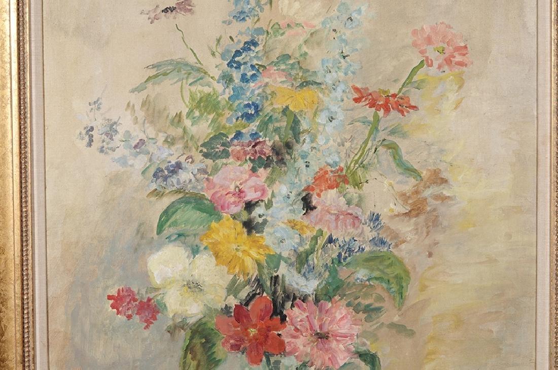 Jennings, Polly (American 21st ) Floral Still Life - 7