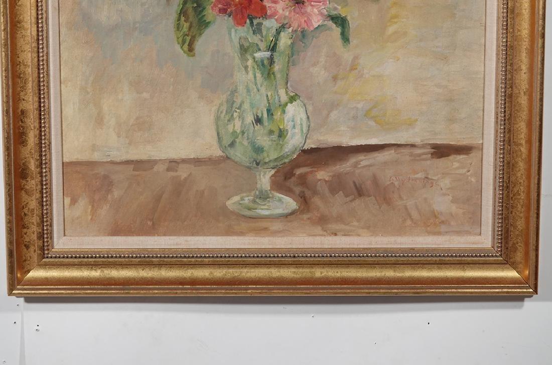 Jennings, Polly (American 21st ) Floral Still Life - 9