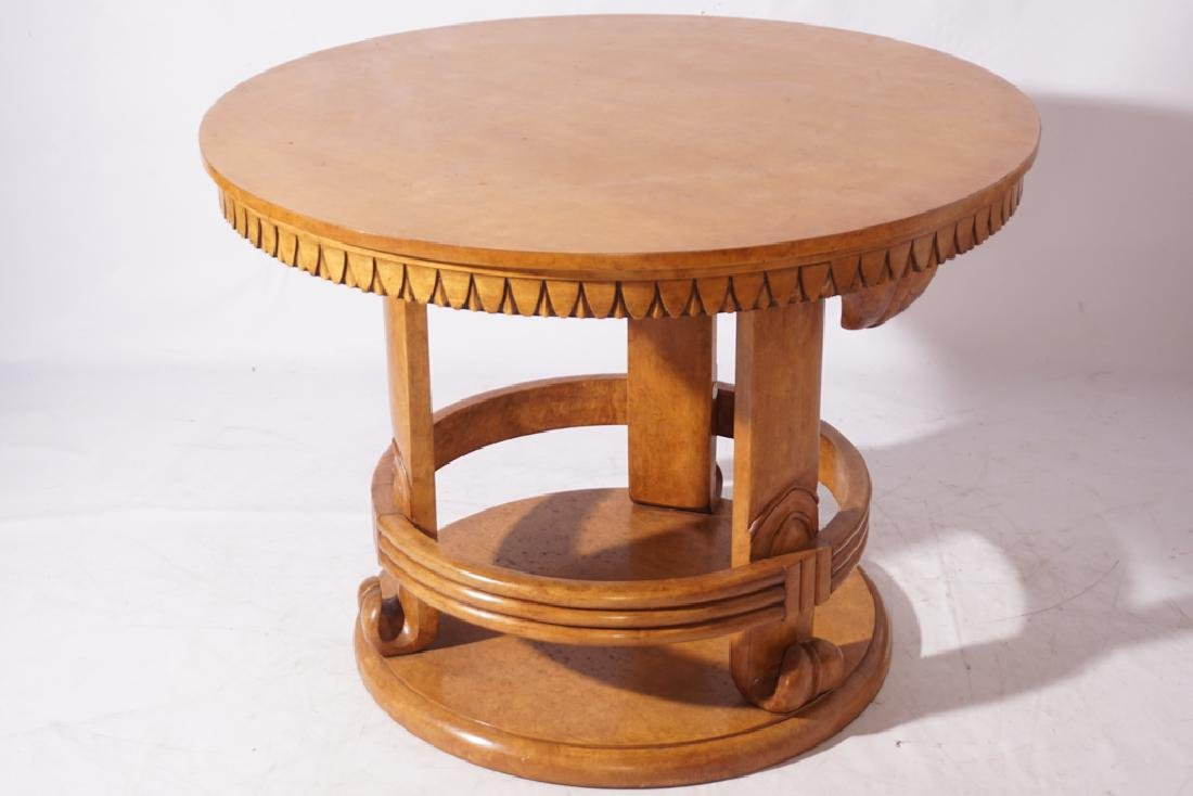 Vienna Successionist Style Center Table