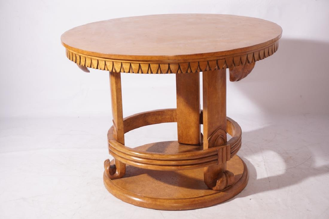 Vienna Successionist Style Center Table - 9