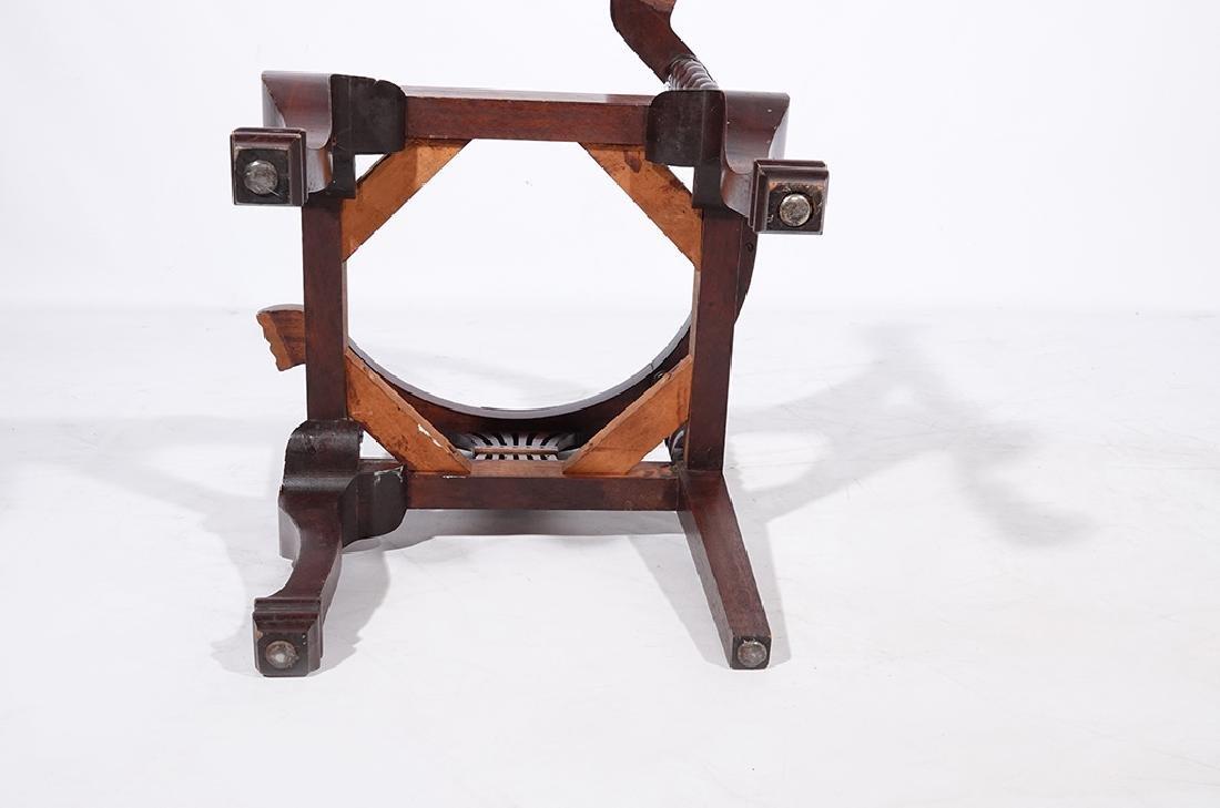 George III Style Miniature Corner Chair - 2